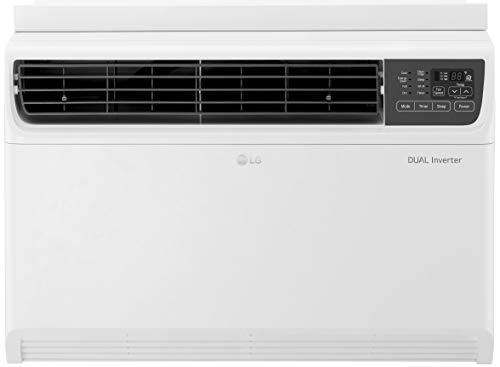 LG 2.0 Ton 5 Star Wi-Fi Inverter Window AC (Copper, JW-Q24WUZA, White, LG ThinQ & Voice Control)