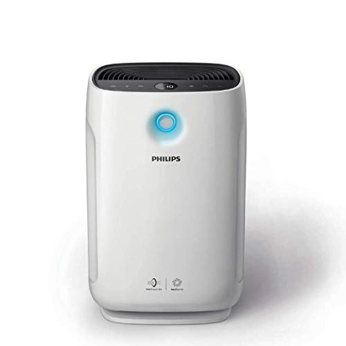 Philips High Efficiency Air Purifier AC2887, with Vitashield Intelligent Purification, removes...