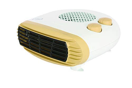 Orpat OEH-1260 2000-Watt Fan Heater (Apricot)