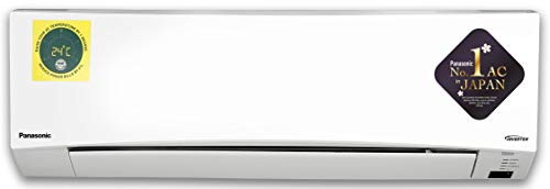Panasonic 1.5 Ton 3 Star Wi-Fi Twin Cool Inverter Split AC (Copper CS/CU-SU18WKYTW White)