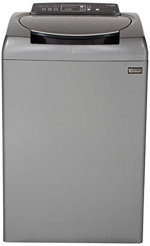 Whirlpool 8 Kg Fully-Automatic Top Loading Washing Machine with In-Built Heater (STAINWASH ULTRA...