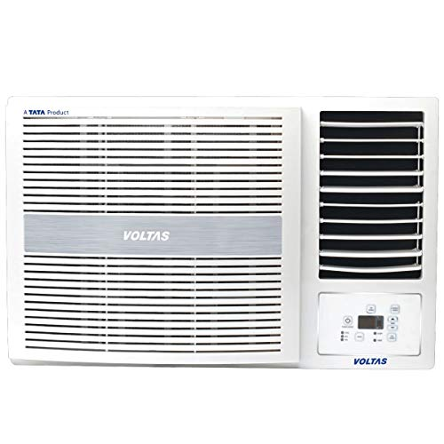 Voltas 2 Ton 2 Star Window AC (Copper 242LZH White)