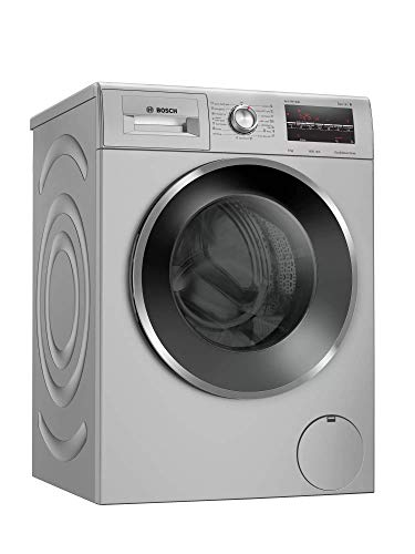 Bosch 8 Kg Fully Automatic Front Load Washing Machine (WAJ2846SIN, Silver)