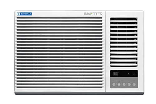 Blue Star 1.5 Ton 5 Star Inverter Window AC (Copper 5W18GBTI White)